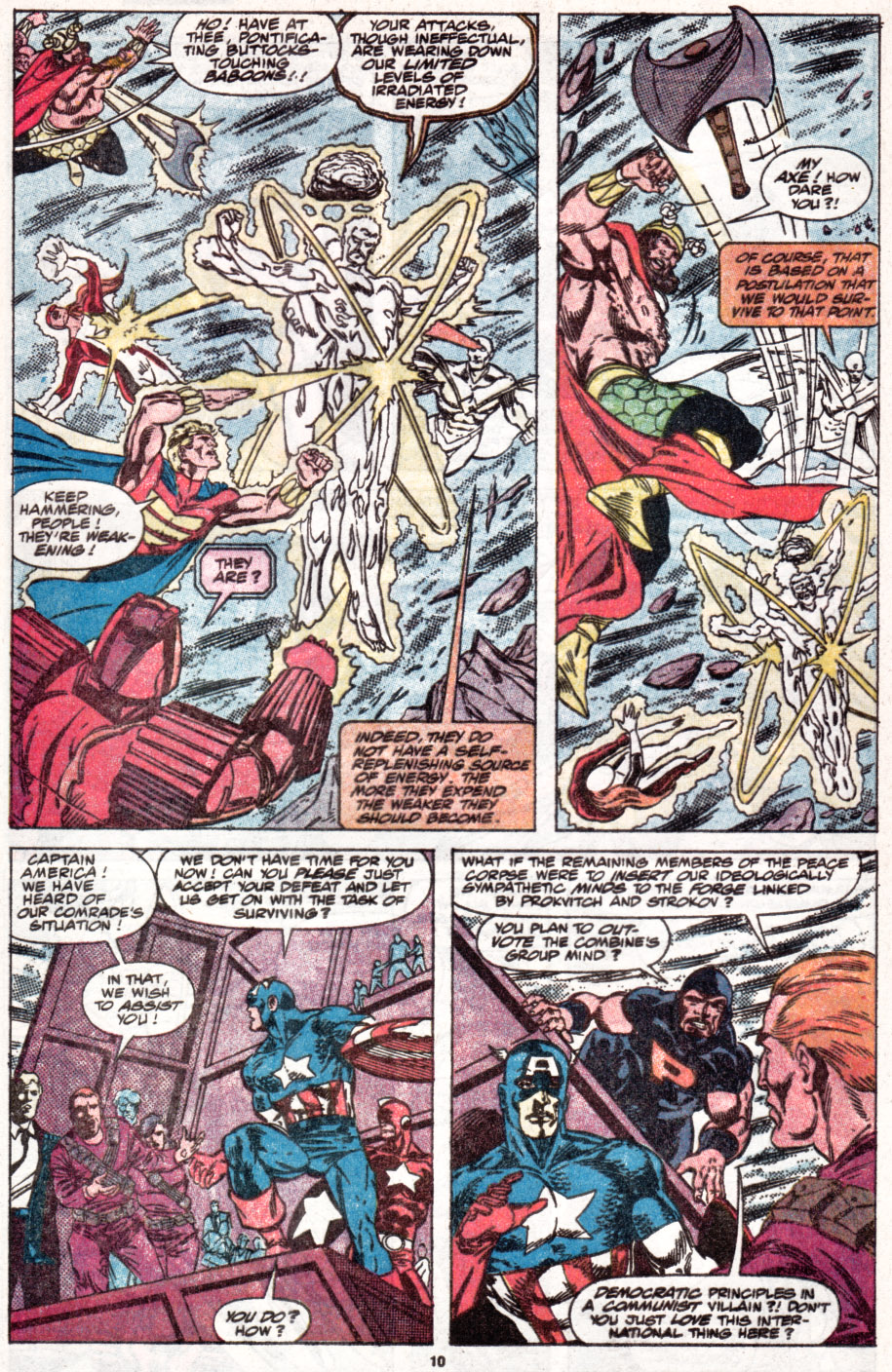 The Avengers (1963) 324 Page 7