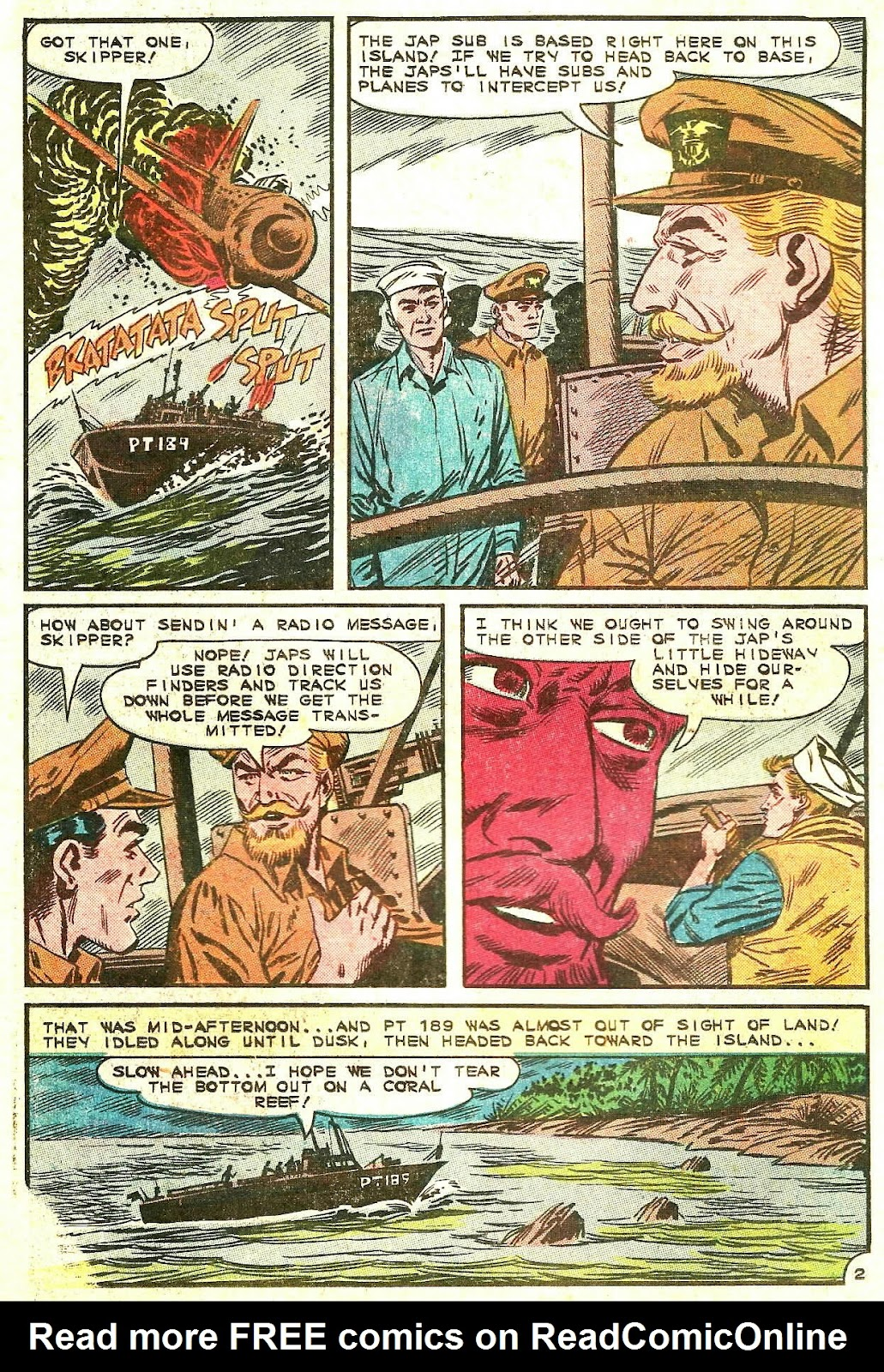 Read online Fightin' Navy comic -  Issue #125 - 26