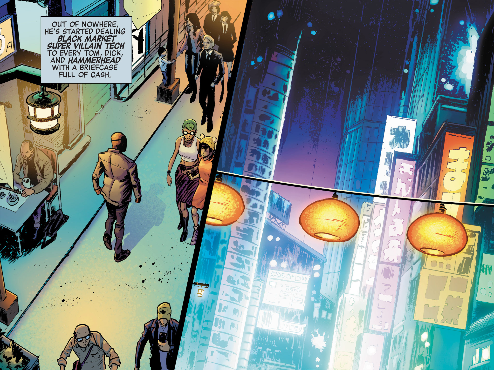Read online A Year Of Marvels: August Infinite Comic comic -  Issue #A Year Of Marvels: August Infinite Comic Full - 13