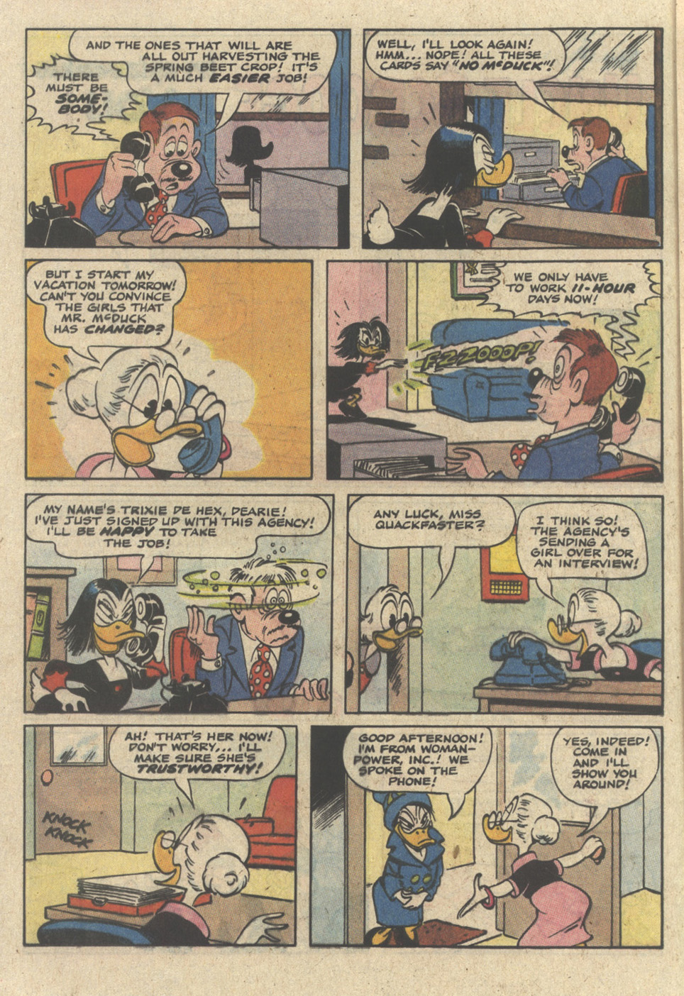 Read online Uncle Scrooge (1953) comic -  Issue #235 - 16