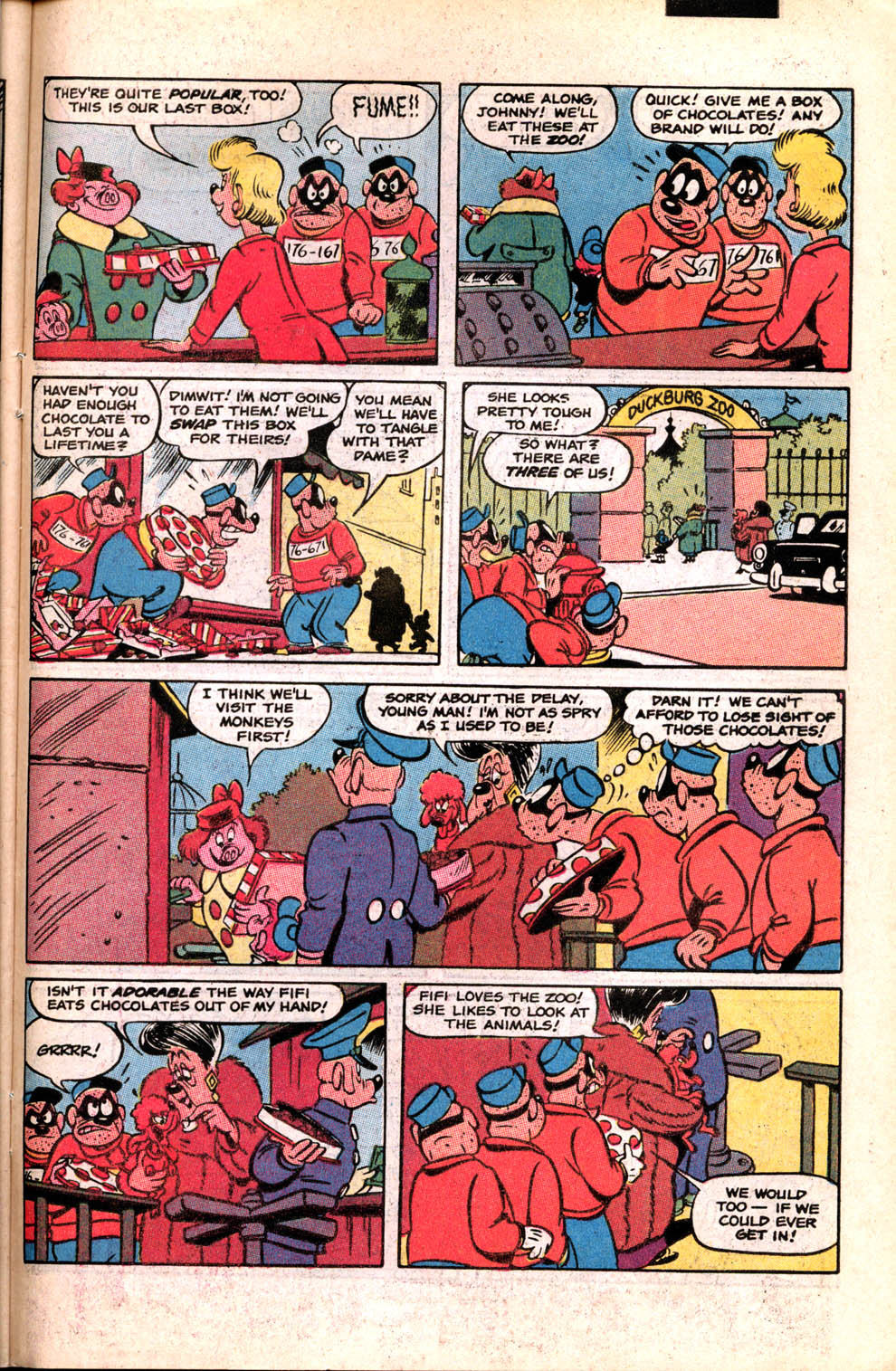 Read online Uncle Scrooge (1953) comic -  Issue #231 - 32