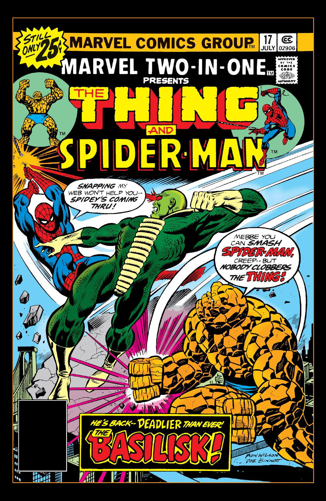 Read online Marvel Two-In-One Epic Collection: Cry Monster comic -  Issue # TPB (Part 4) - 50