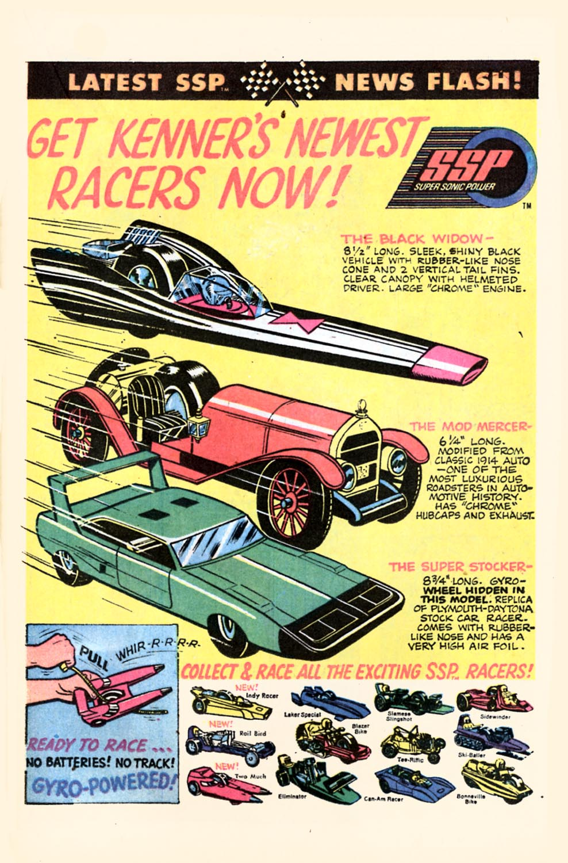 Read online Wonder Woman (1942) comic -  Issue #196 - 32