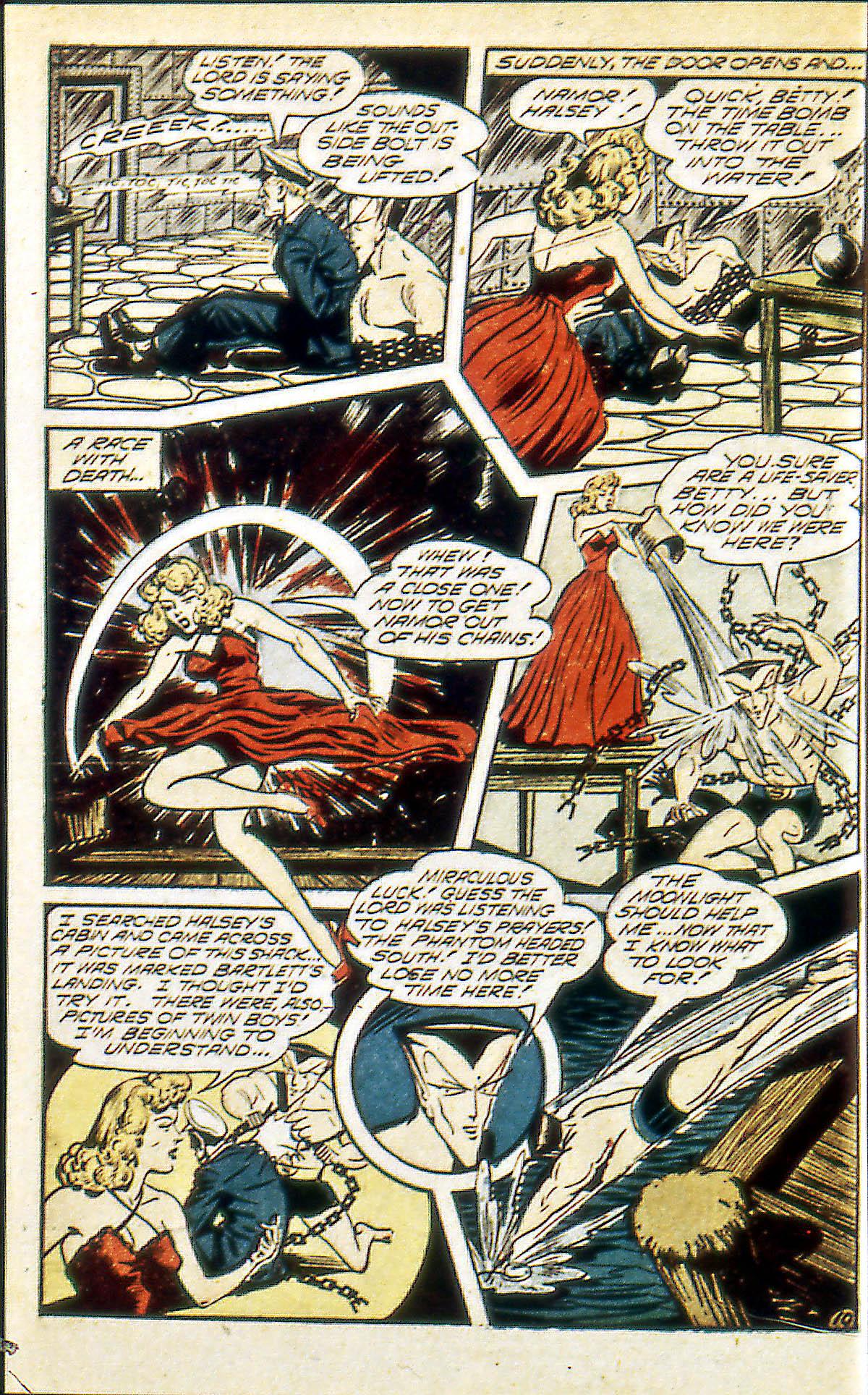Read online All-Winners Comics comic -  Issue #17 - 13