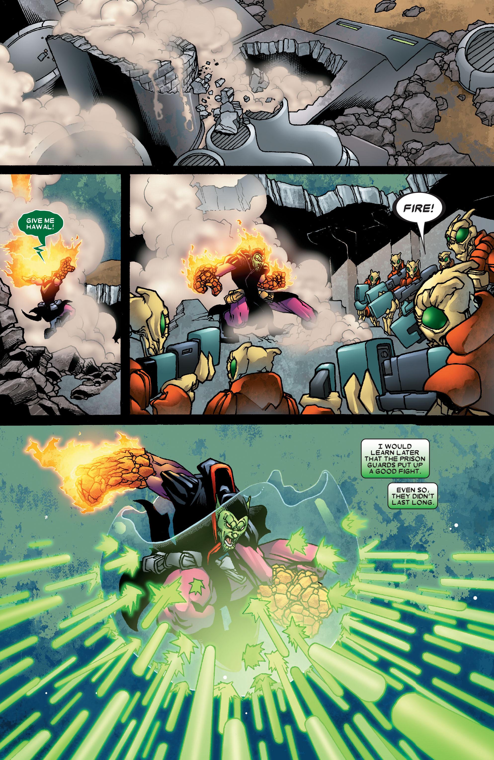 Read online Annihilation: Super-Skrull comic -  Issue #2 - 13