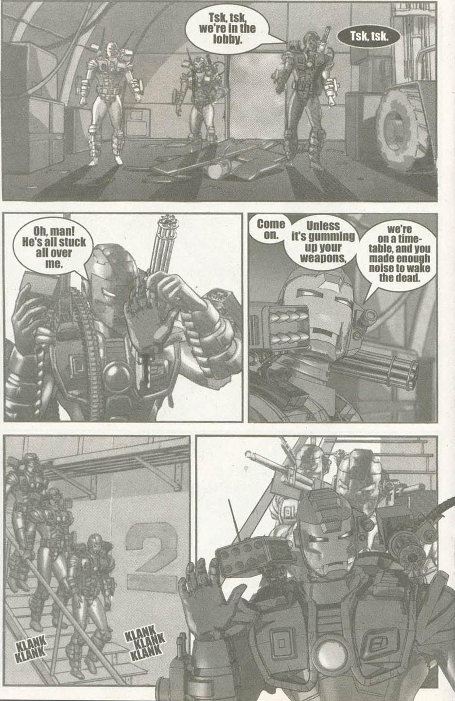 Read online U.S. War Machine comic -  Issue #6 - 15