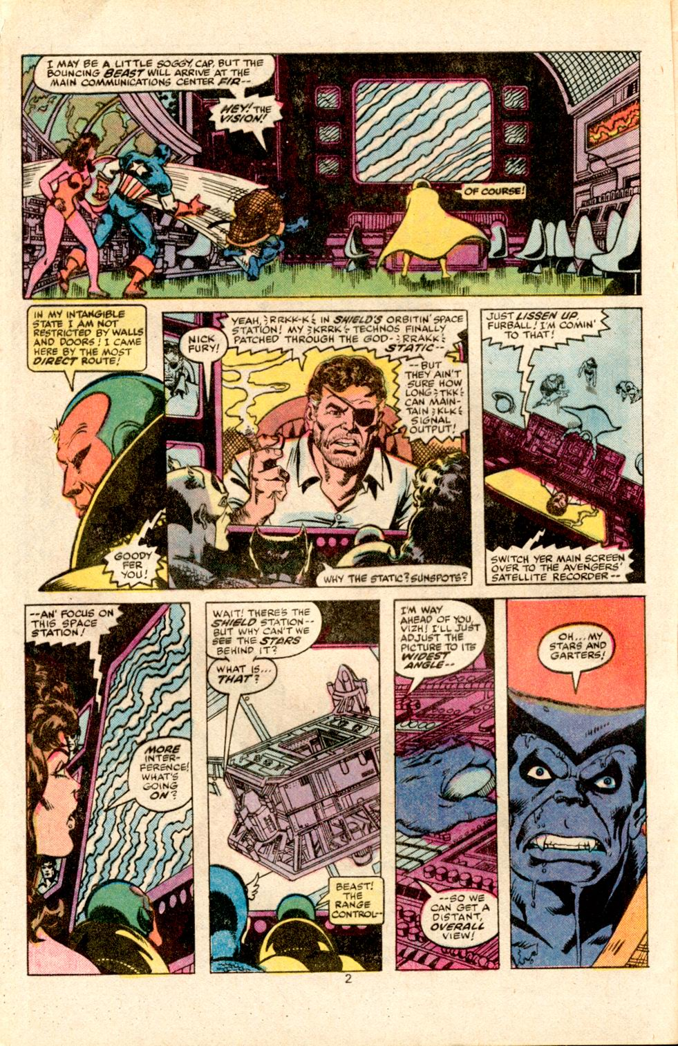 The Avengers (1963) 167 Page 2