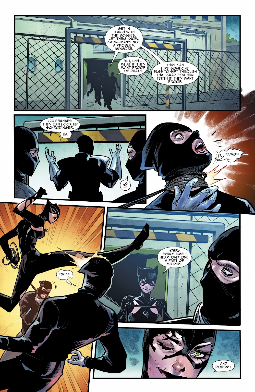 Catwoman (2018) issue 15 - Page 11