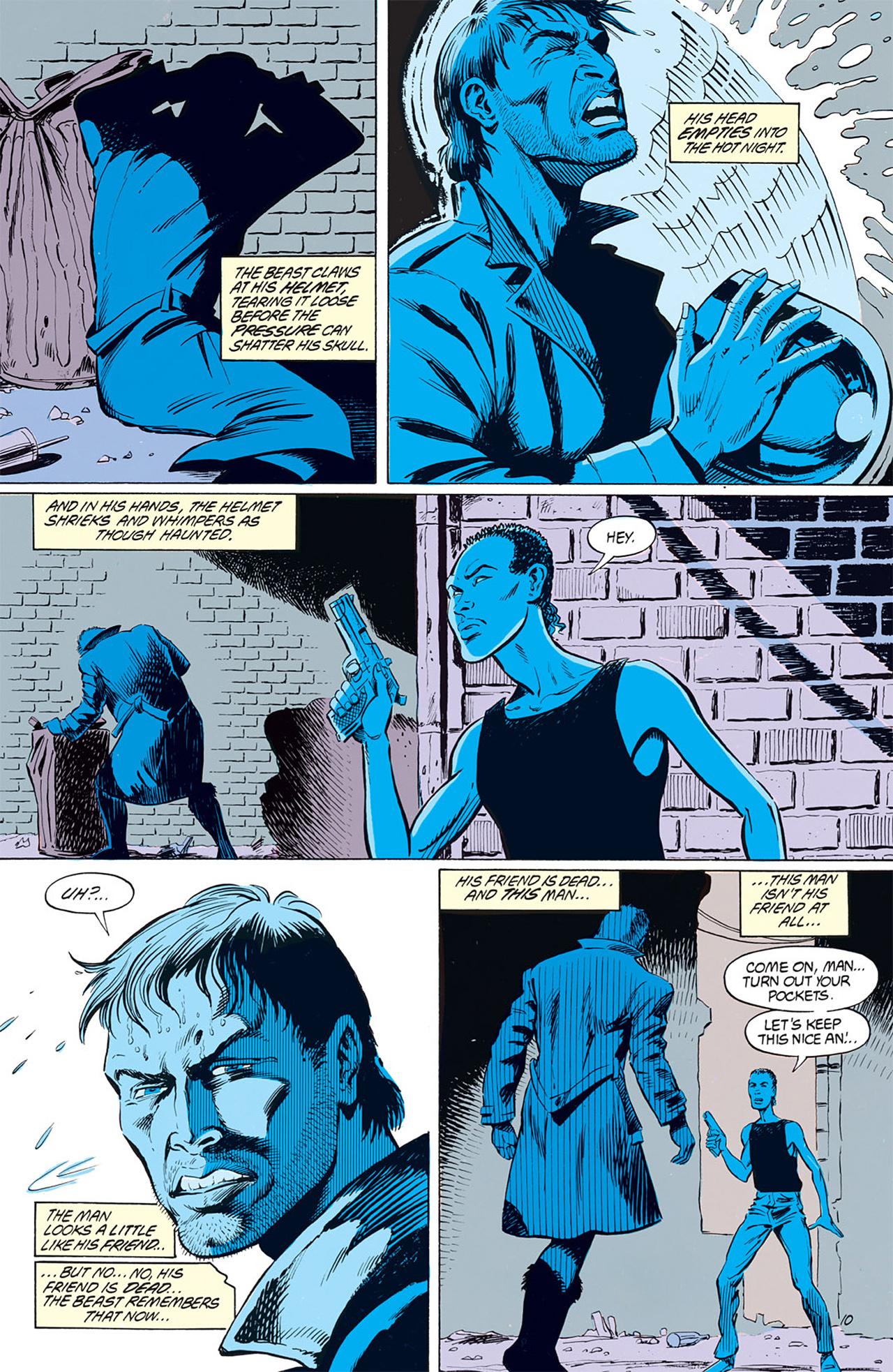 Read online Animal Man (1988) comic -  Issue #1 - 12