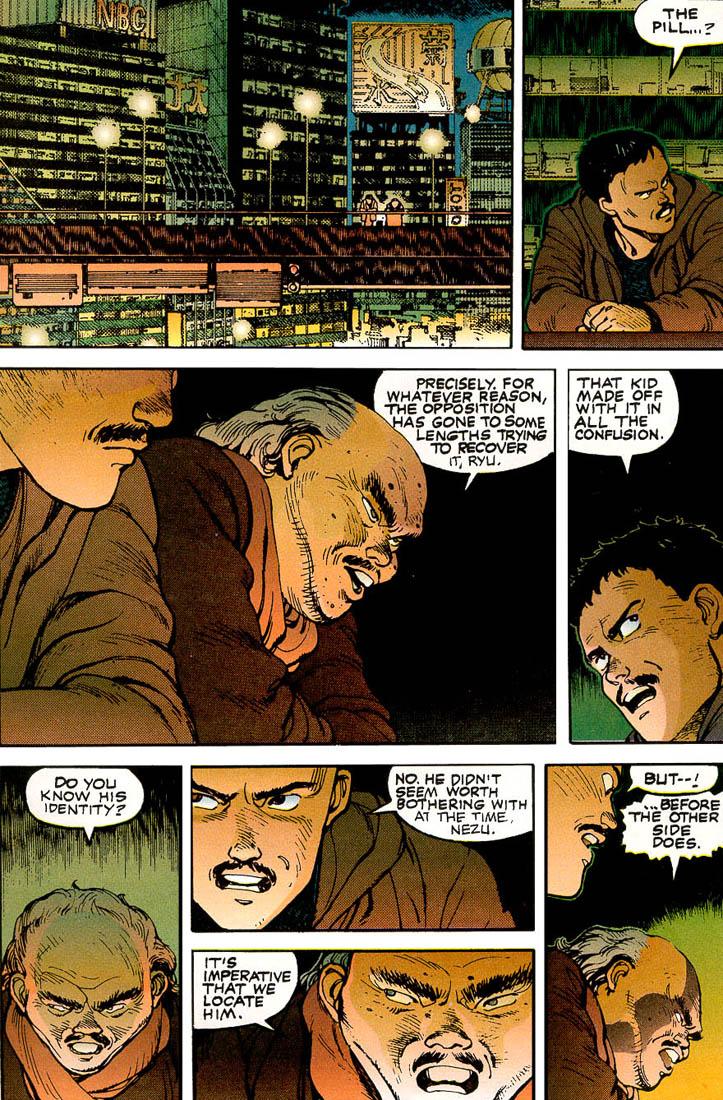 Read online Akira comic -  Issue #3 - 21