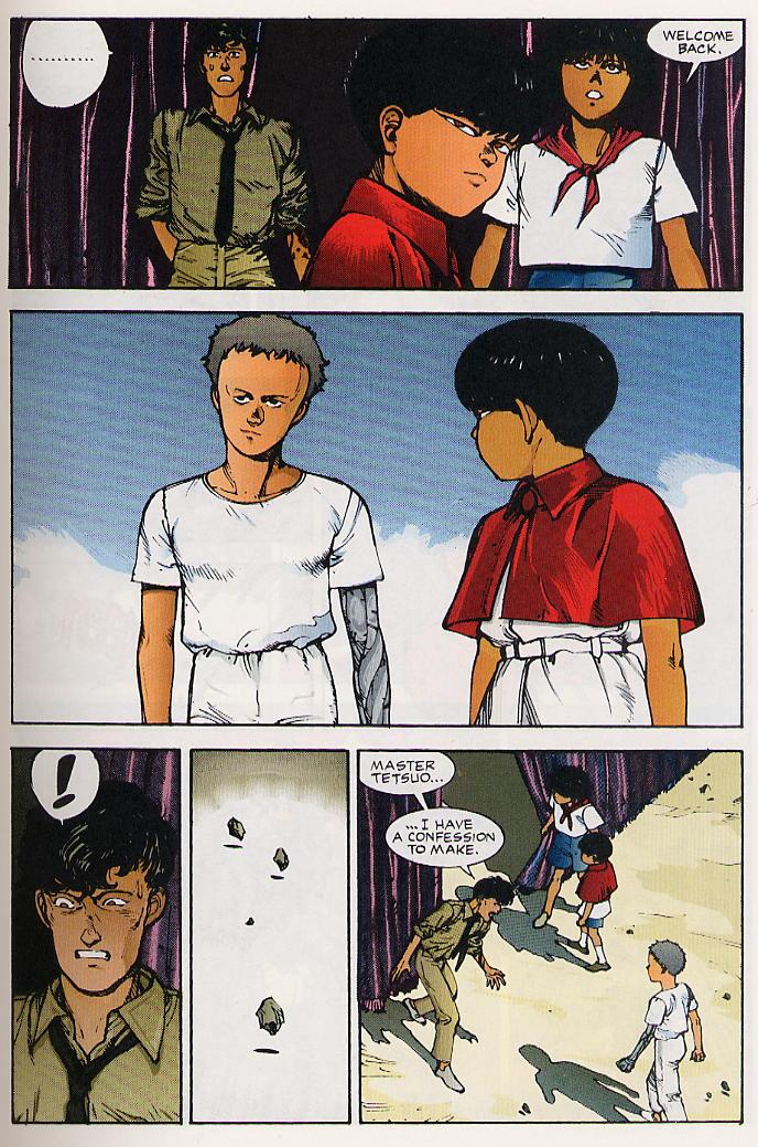 Read online Akira comic -  Issue #25 - 14
