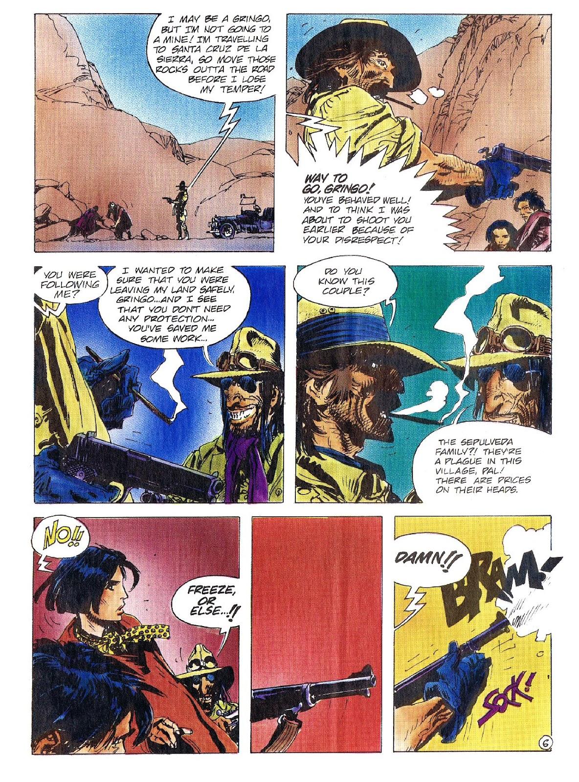 Read online Merchants of Death comic -  Issue #4 - 24