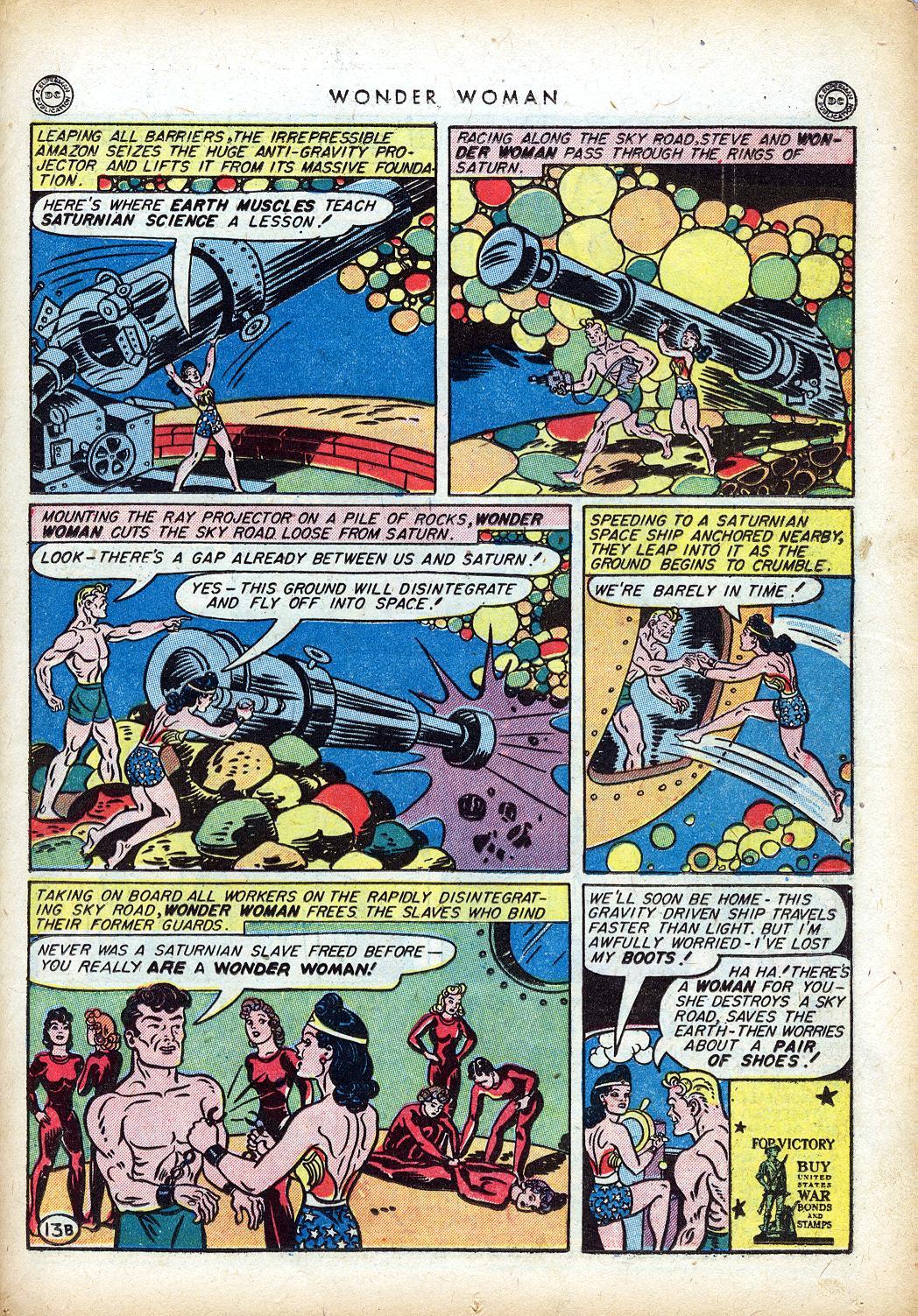 Read online Wonder Woman (1942) comic -  Issue #10 - 34