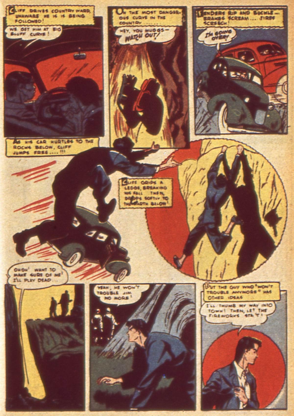 Read online Detective Comics (1937) comic -  Issue #49 - 47