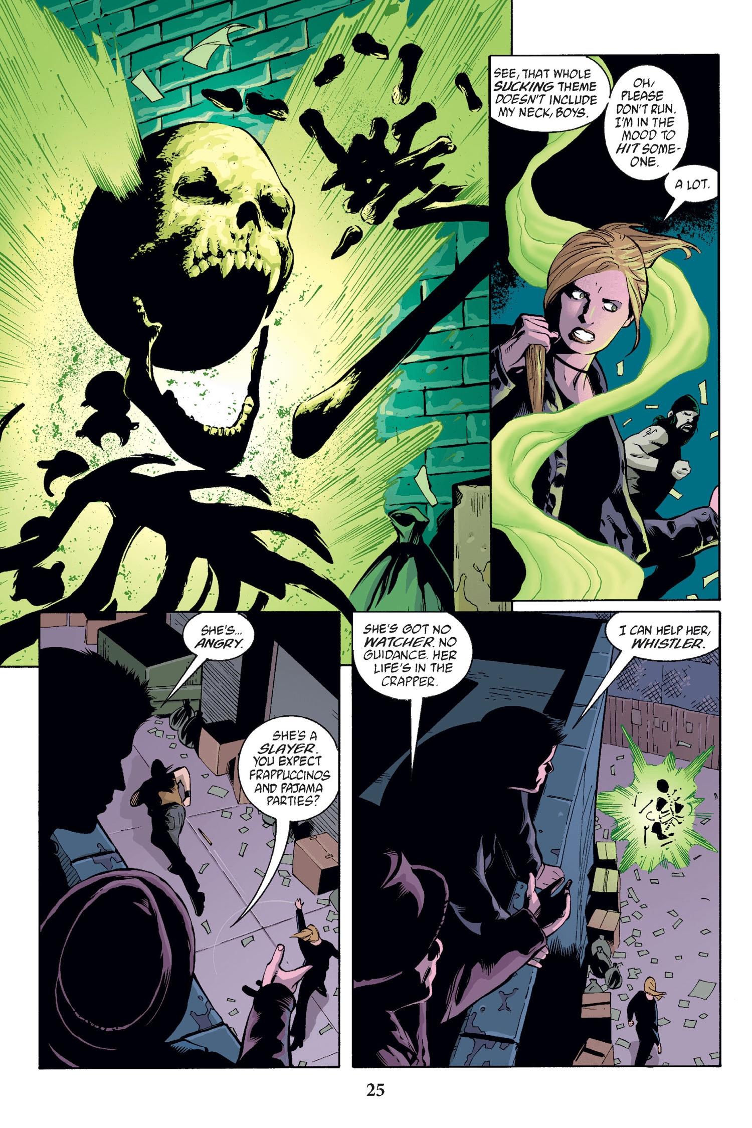 Read online Buffy the Vampire Slayer: Omnibus comic -  Issue # TPB 2 - 24