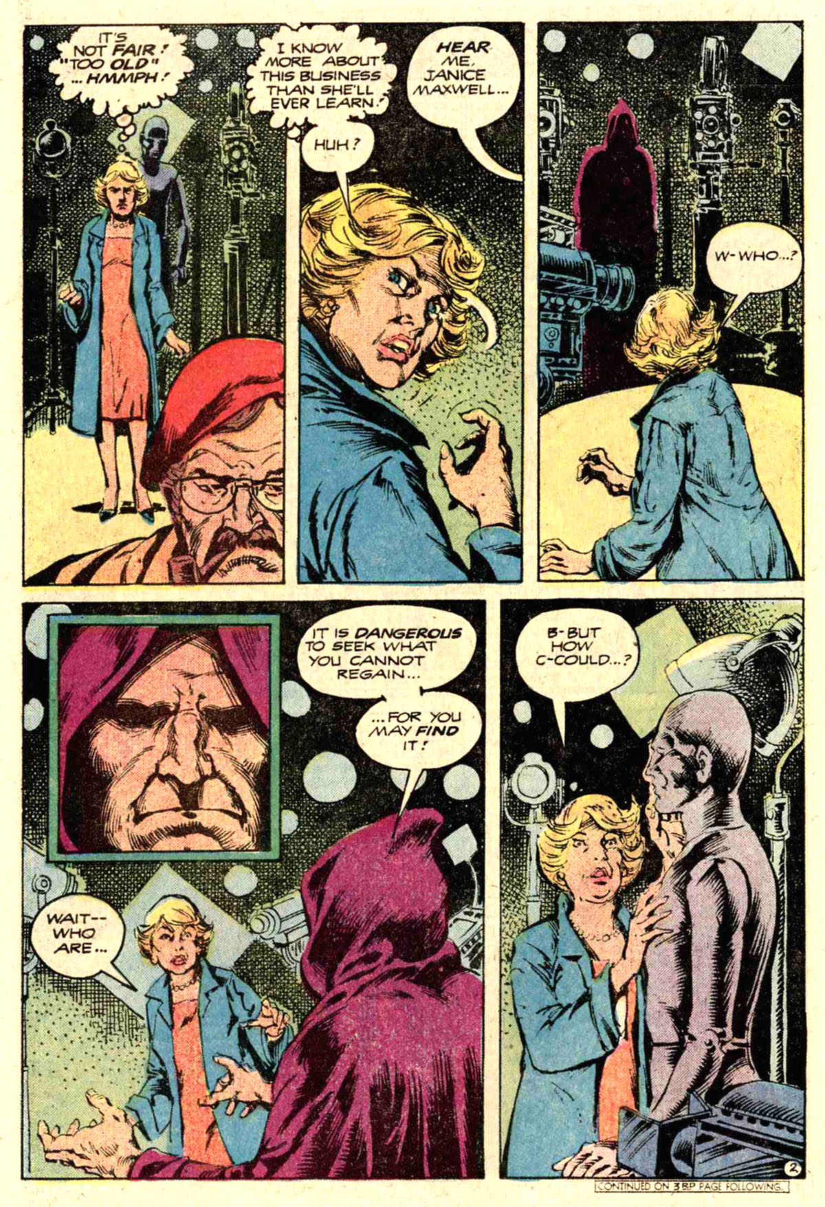 Read online Secrets of Haunted House comic -  Issue #15 - 22