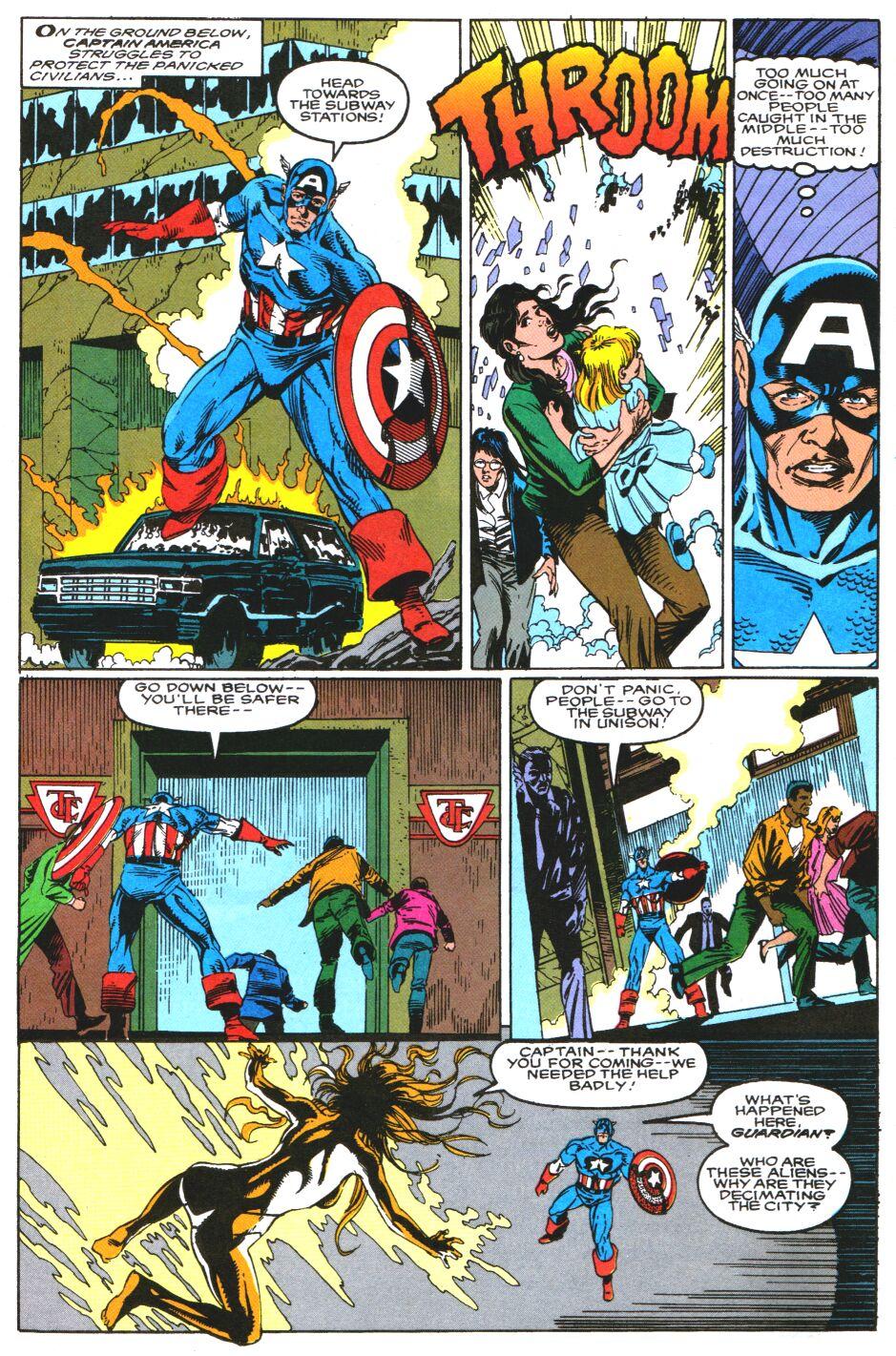 Read online Alpha Flight Special comic -  Issue #3 - 7