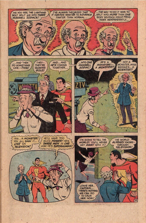 Read online Shazam! (1973) comic -  Issue #20 - 25