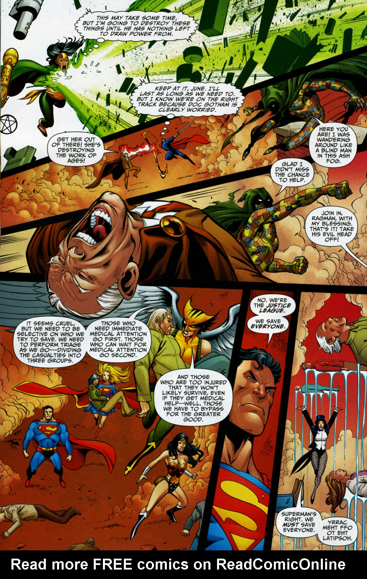 Read online Shadowpact comic -  Issue #16 - 16