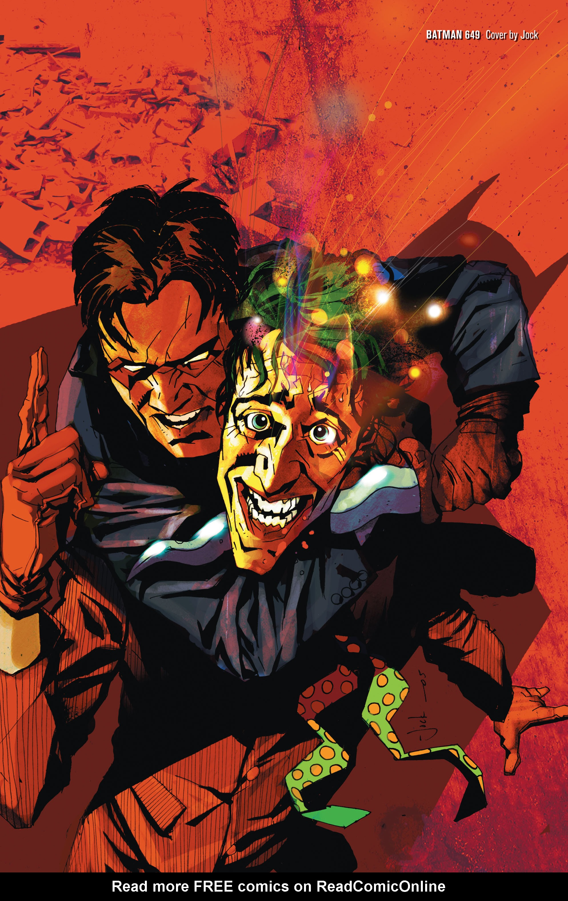 Read online Batman: Under The Red Hood comic -  Issue # Full - 269