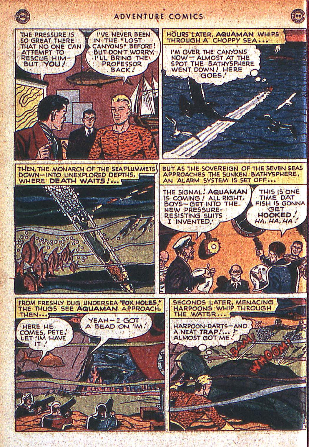 Read online Adventure Comics (1938) comic -  Issue #125 - 27