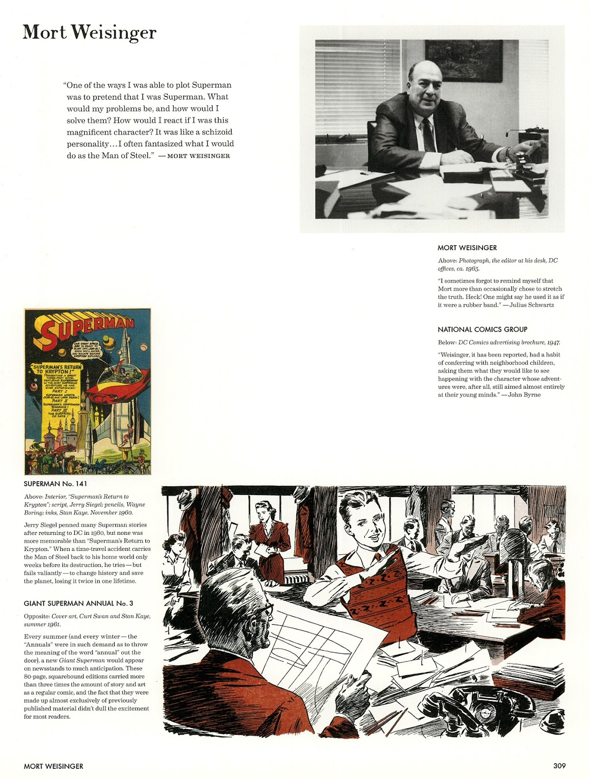 Read online 75 Years Of DC Comics comic -  Issue # TPB (Part 4) - 23