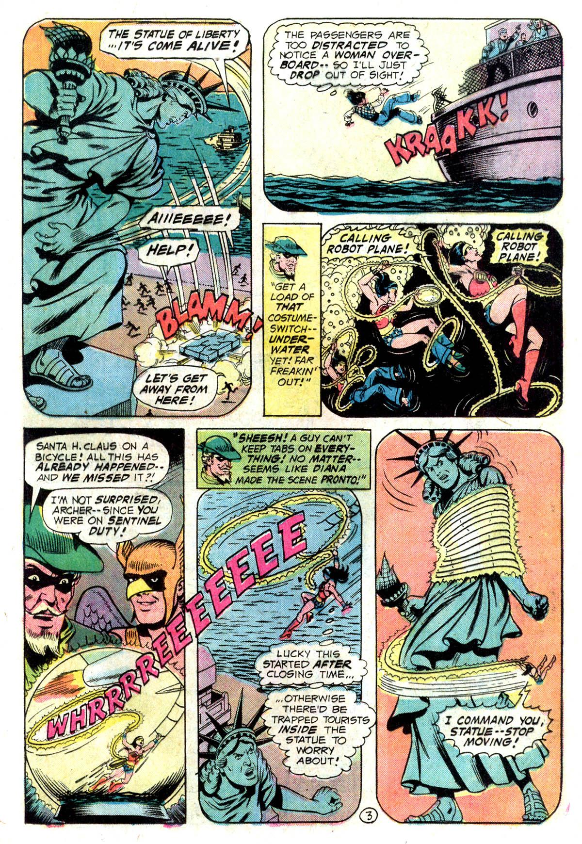 Read online Wonder Woman (1942) comic -  Issue #218 - 15