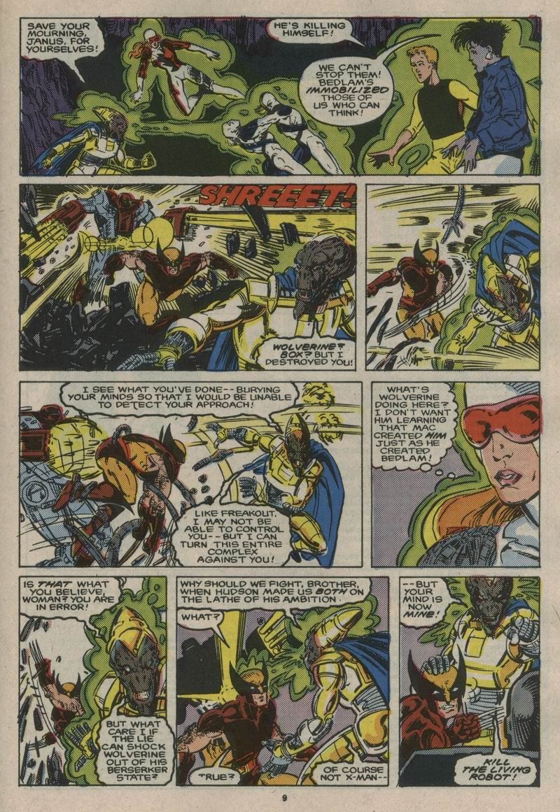 Read online Alpha Flight (1983) comic -  Issue #53 - 20