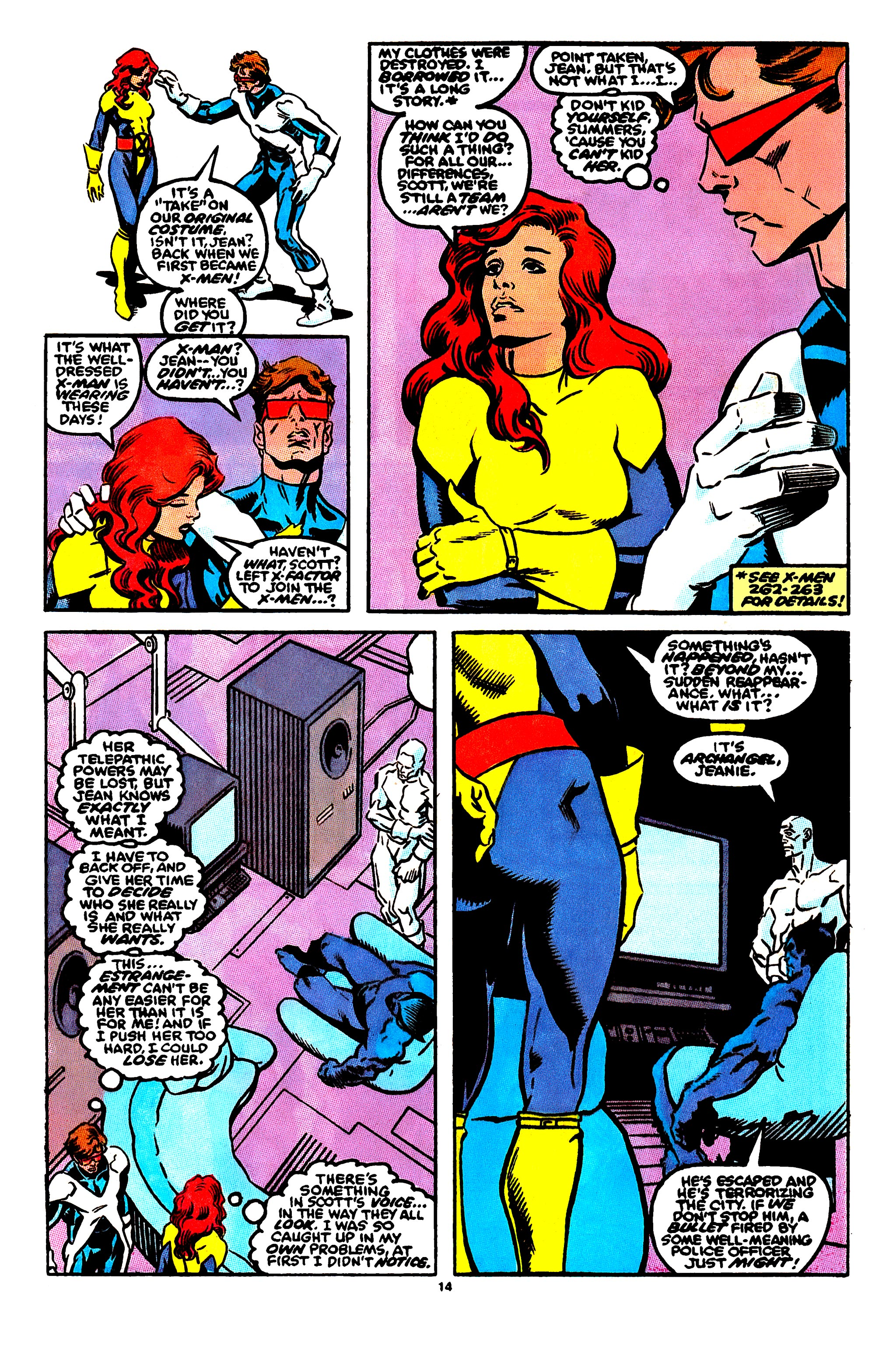 Read online X-Factor (1986) comic -  Issue #56 - 11