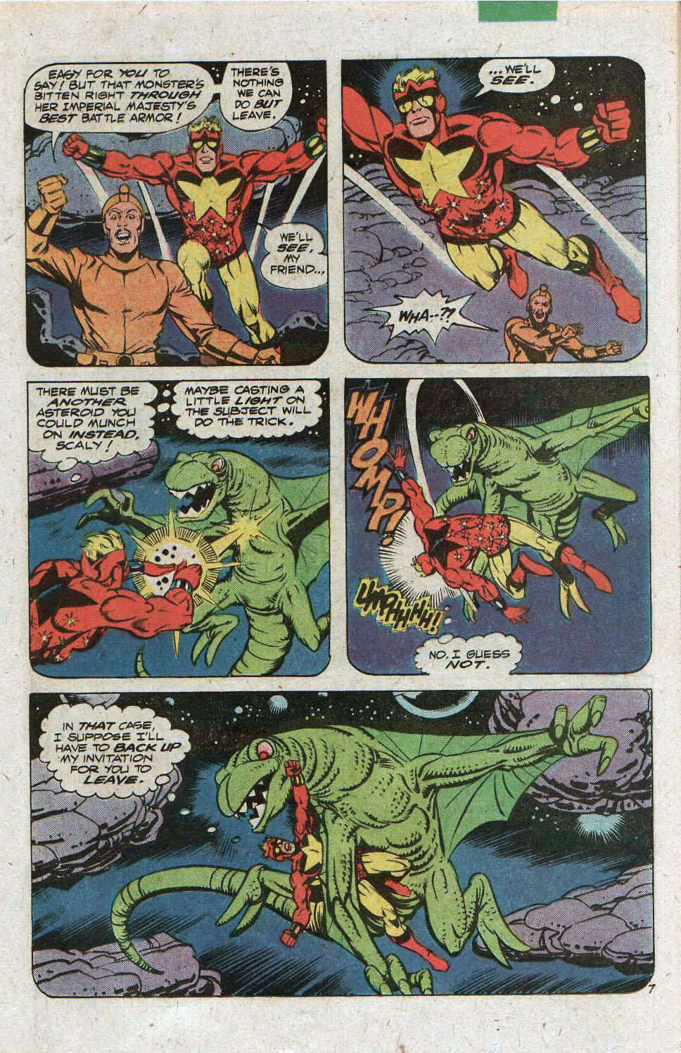 Read online Adventure Comics (1938) comic -  Issue #470 - 11