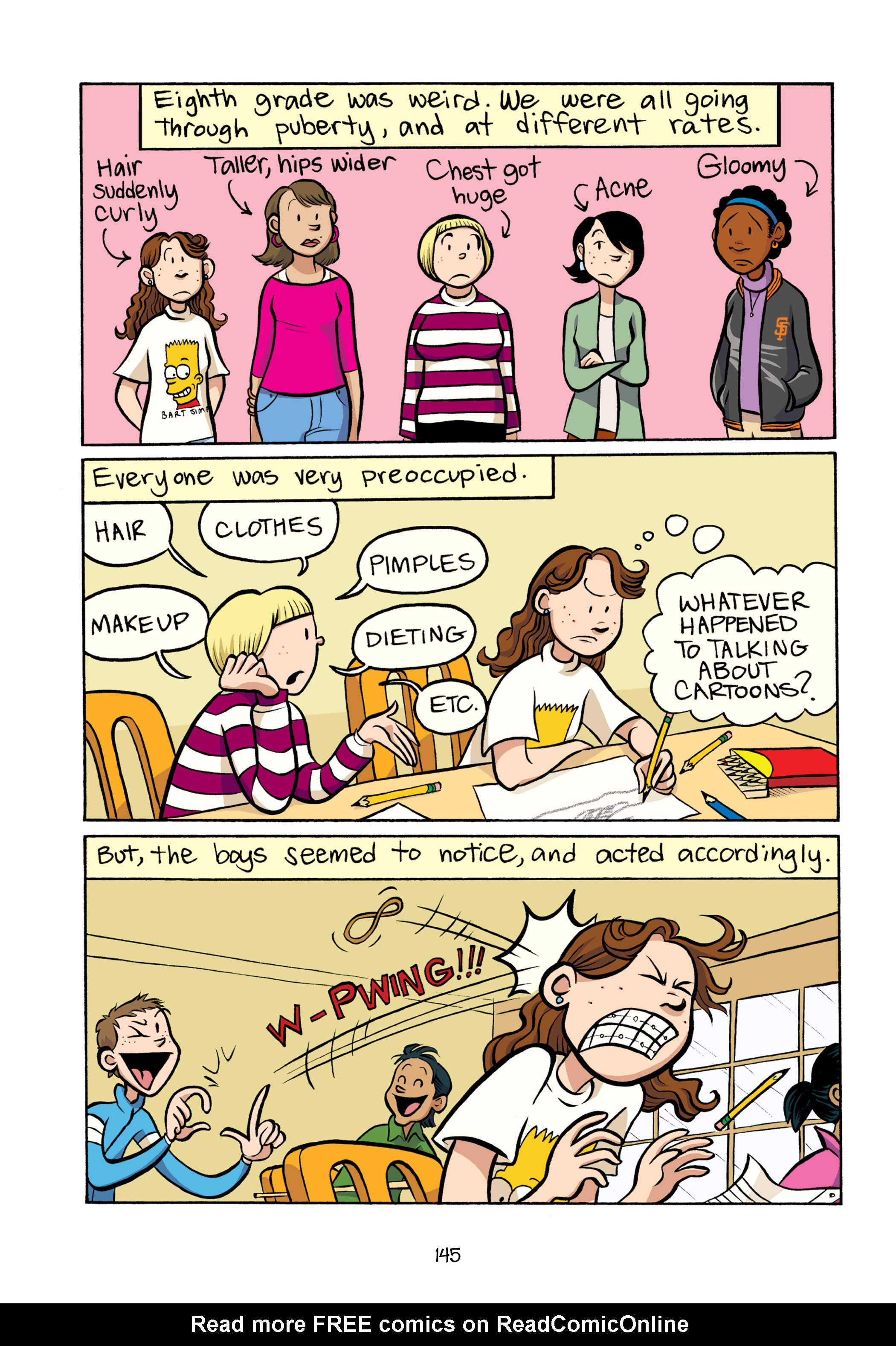 Read online Smile comic -  Issue # TPB - 151