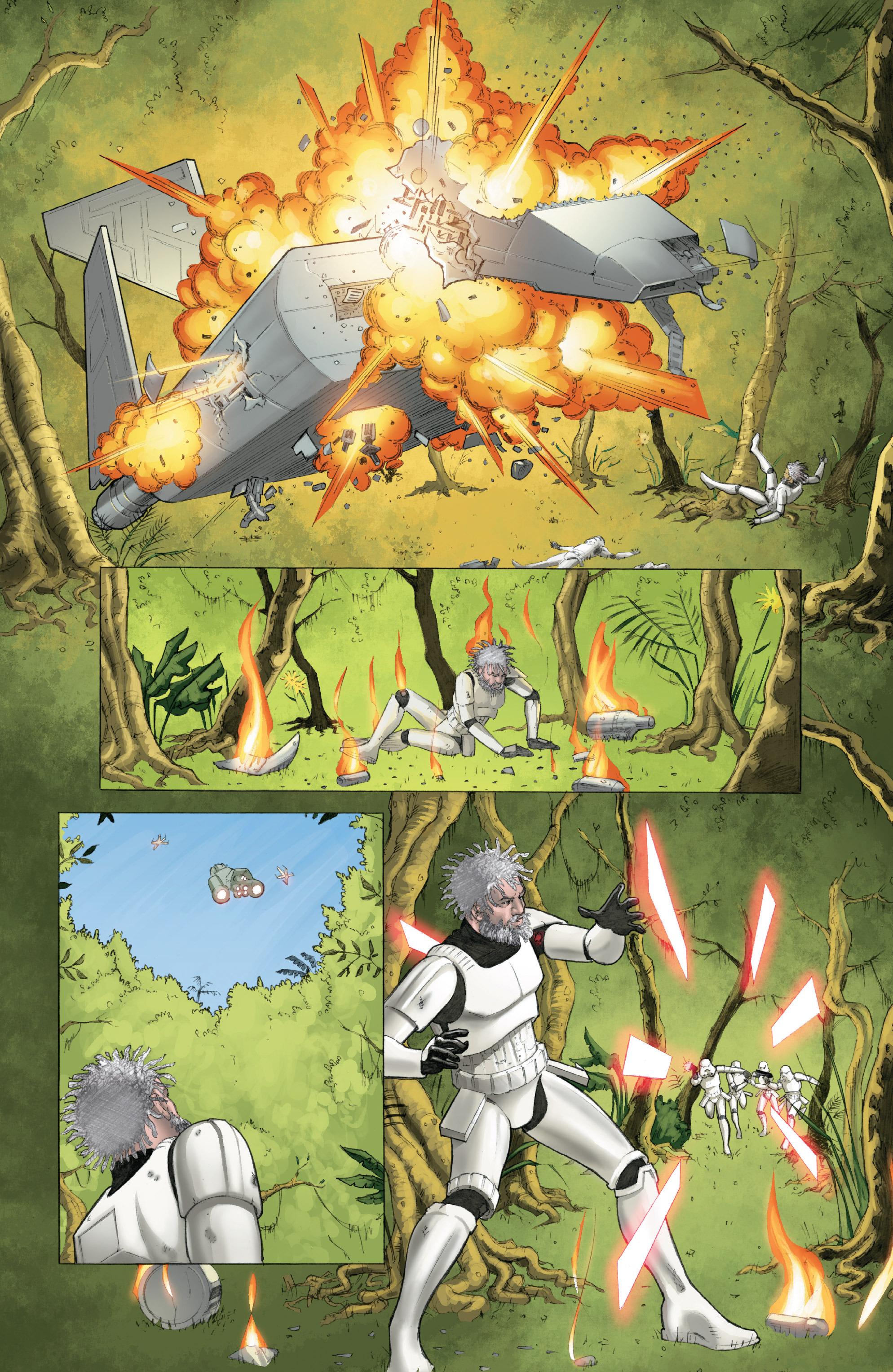 Read online Star Wars Omnibus comic -  Issue # Vol. 20 - 45