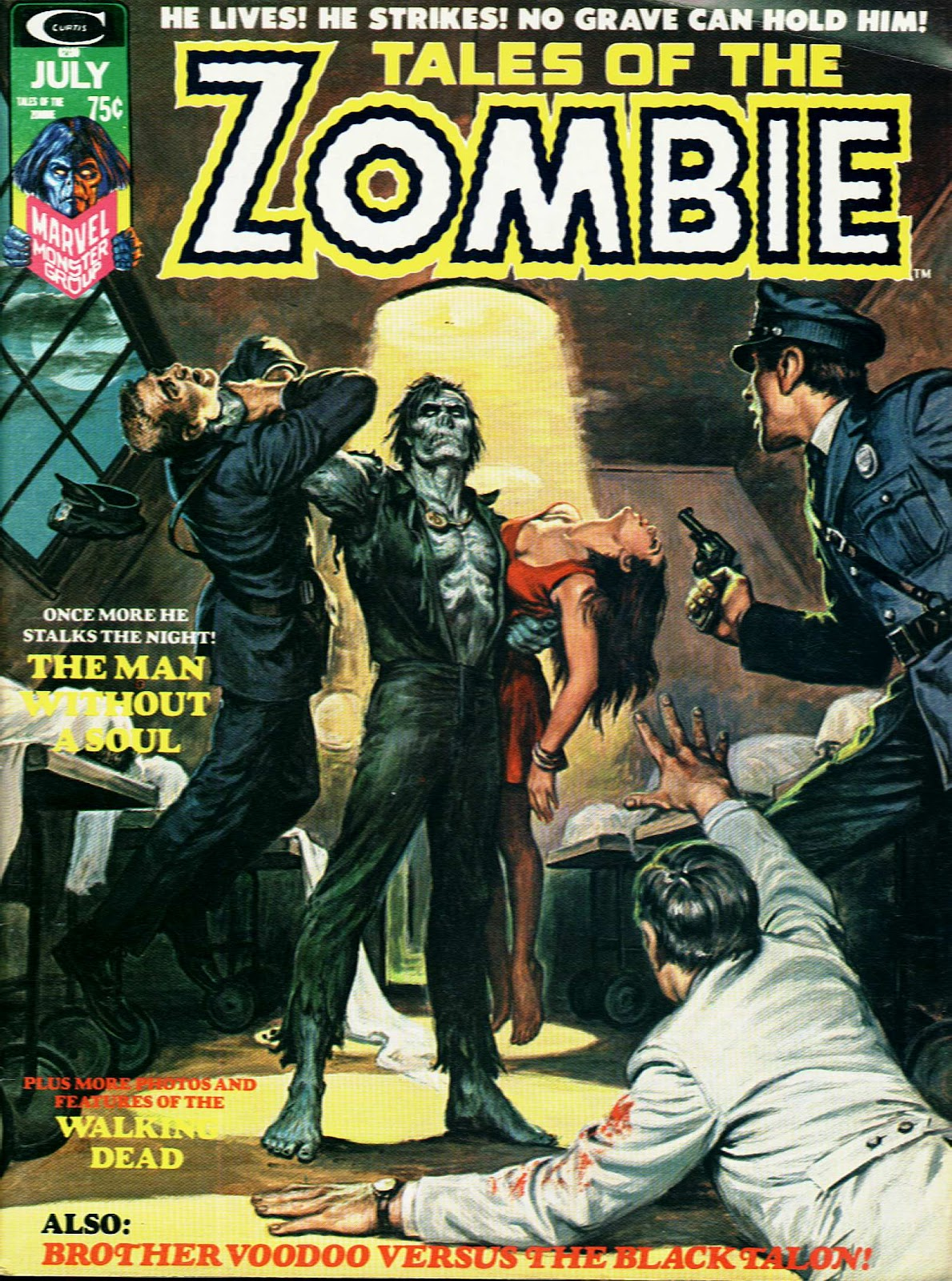 Zombie (1973) 6 Page 1