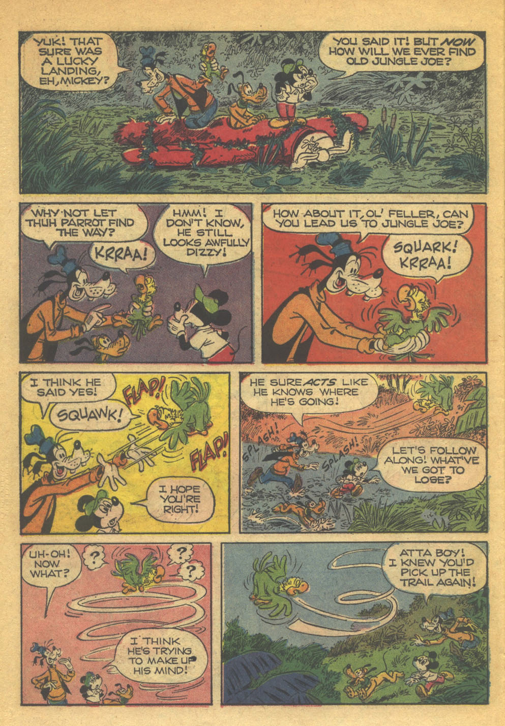 Walt Disney's Comics and Stories issue 331 - Page 26