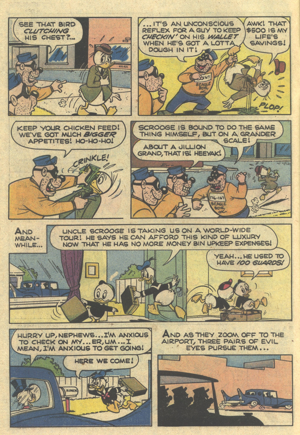 Read online Uncle Scrooge (1953) comic -  Issue #167 - 6