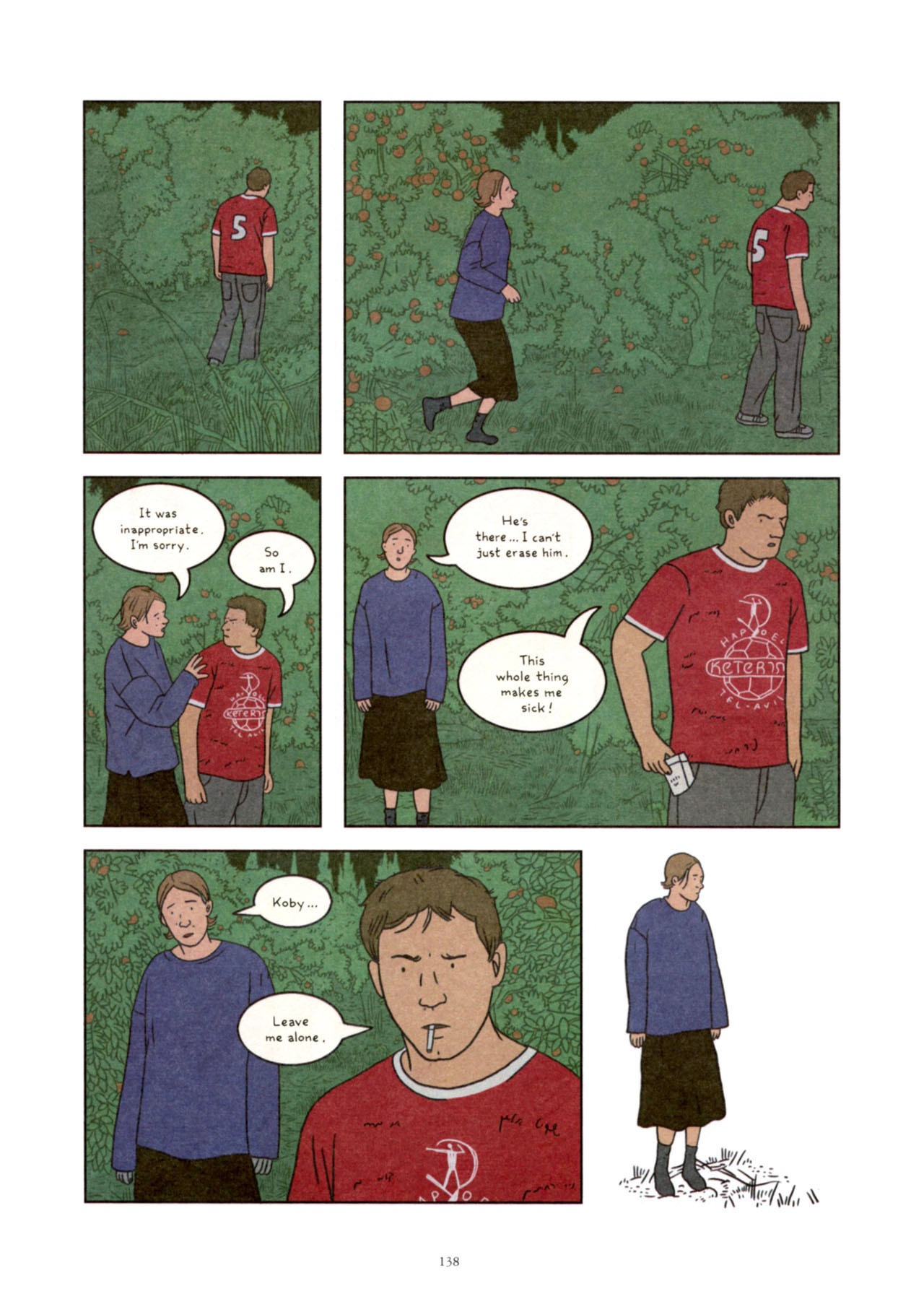 Read online Exit Wounds comic -  Issue # TPB - 138