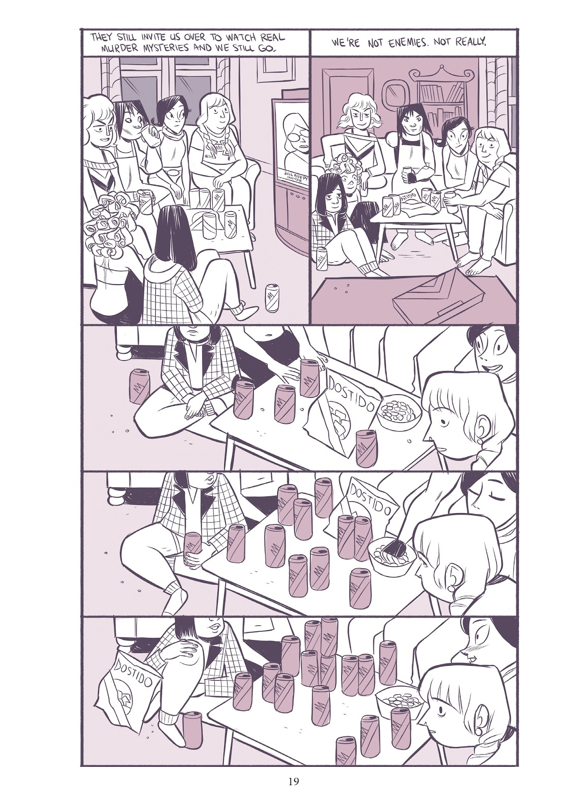 Read online Girl Town comic -  Issue # TPB (Part 1) - 20