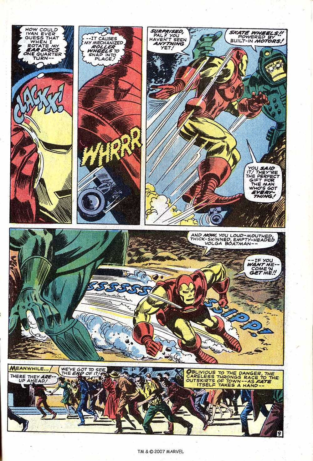 Iron Man Annual issue 2 - Page 43