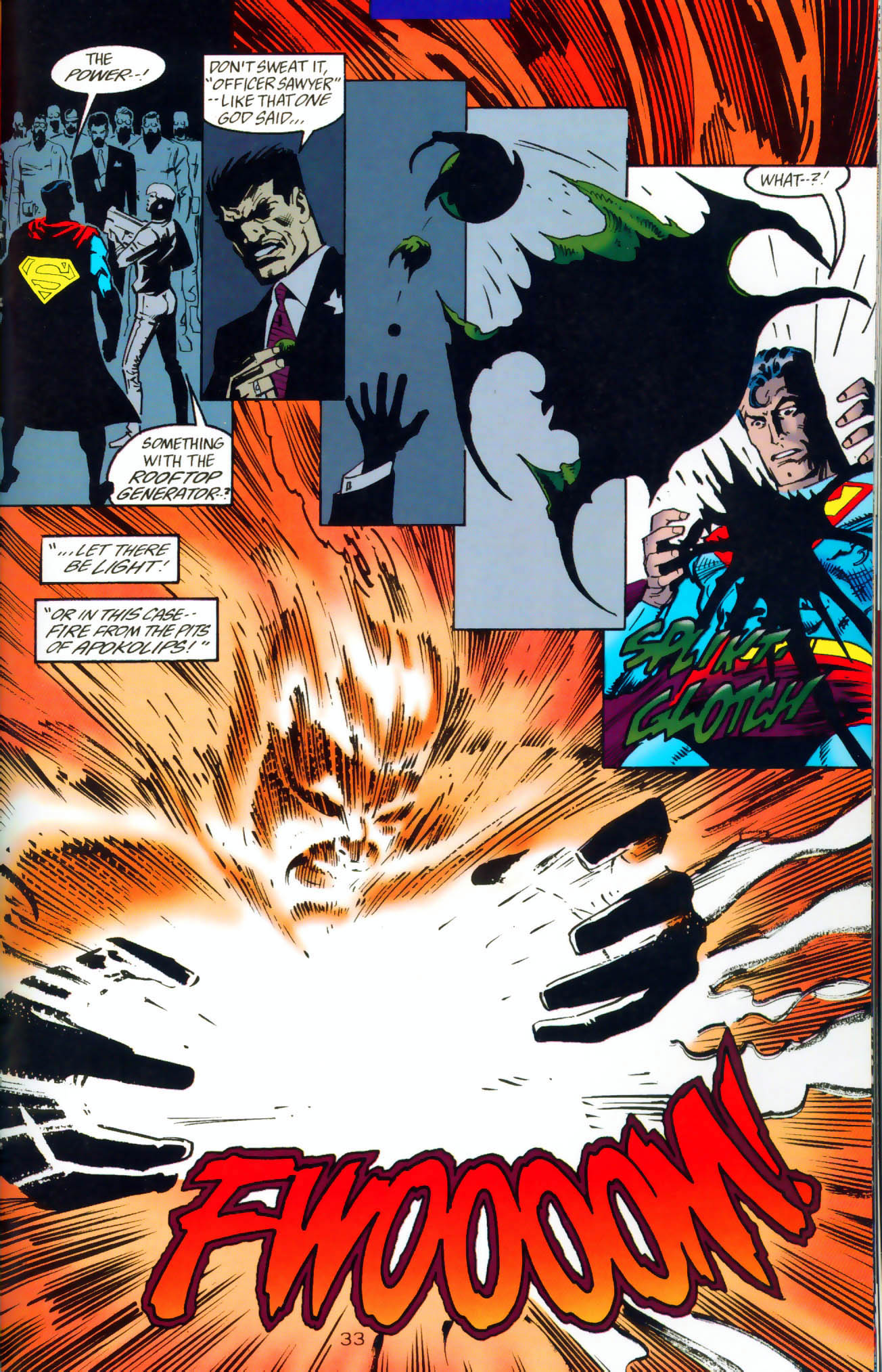 Read online Adventures of Superman (1987) comic -  Issue #Adventures of Superman (1987) _Annual 7 - 34