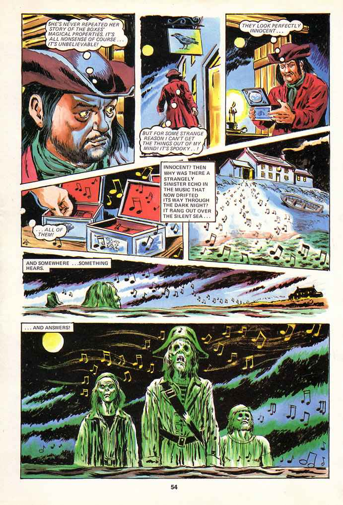 Read online Misty comic -  Issue # _Annual 1980 - 54