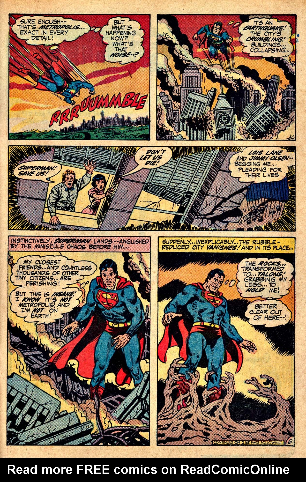 Read online Action Comics (1938) comic -  Issue #407 - 46