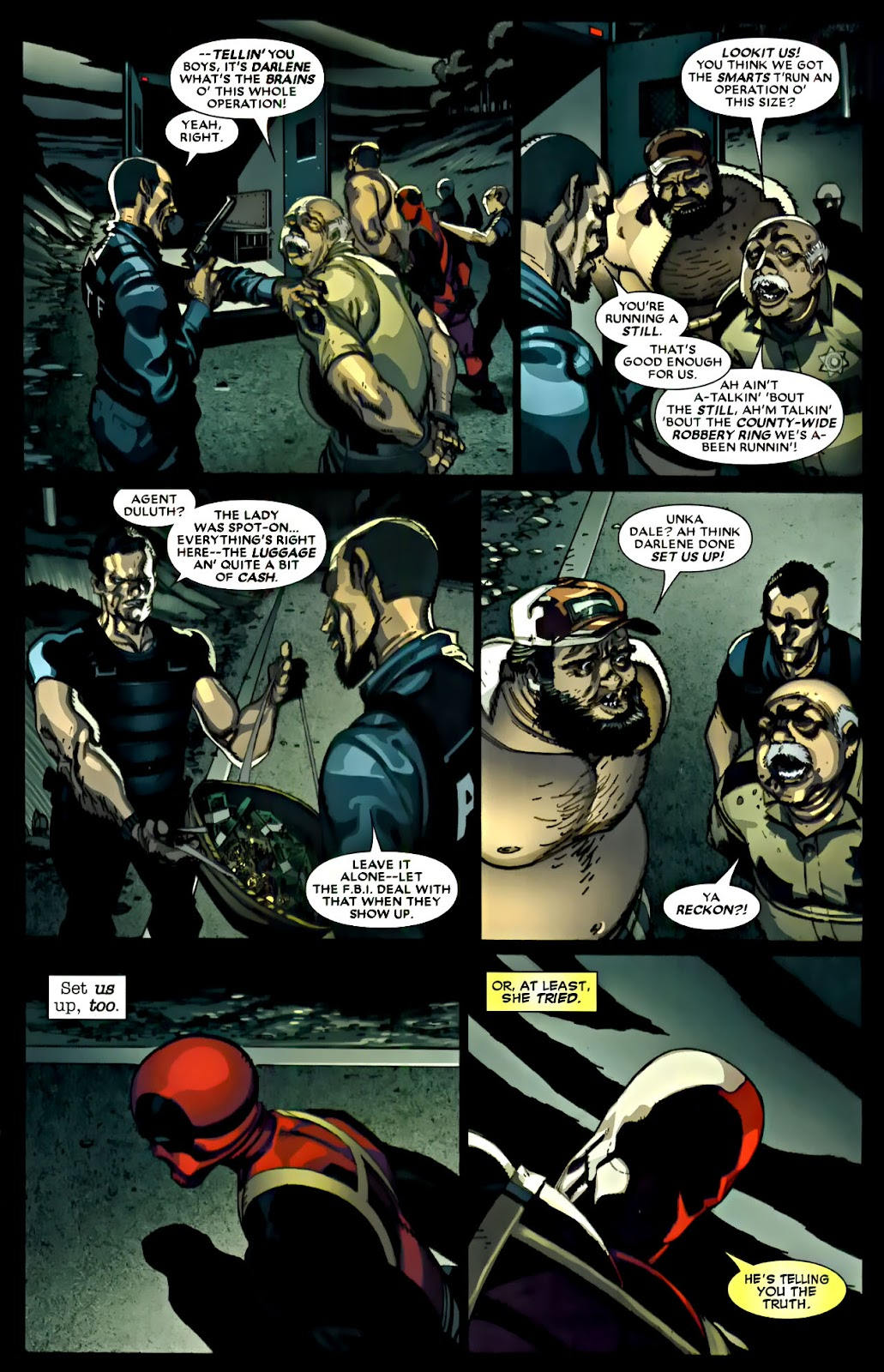 Read online Deadpool (2008) comic -  Issue #22 - 22