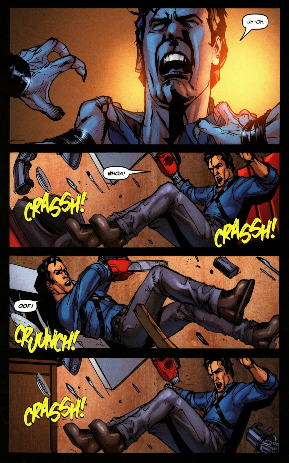 Army of Darkness (2006) Issue #9 #5 - English 5