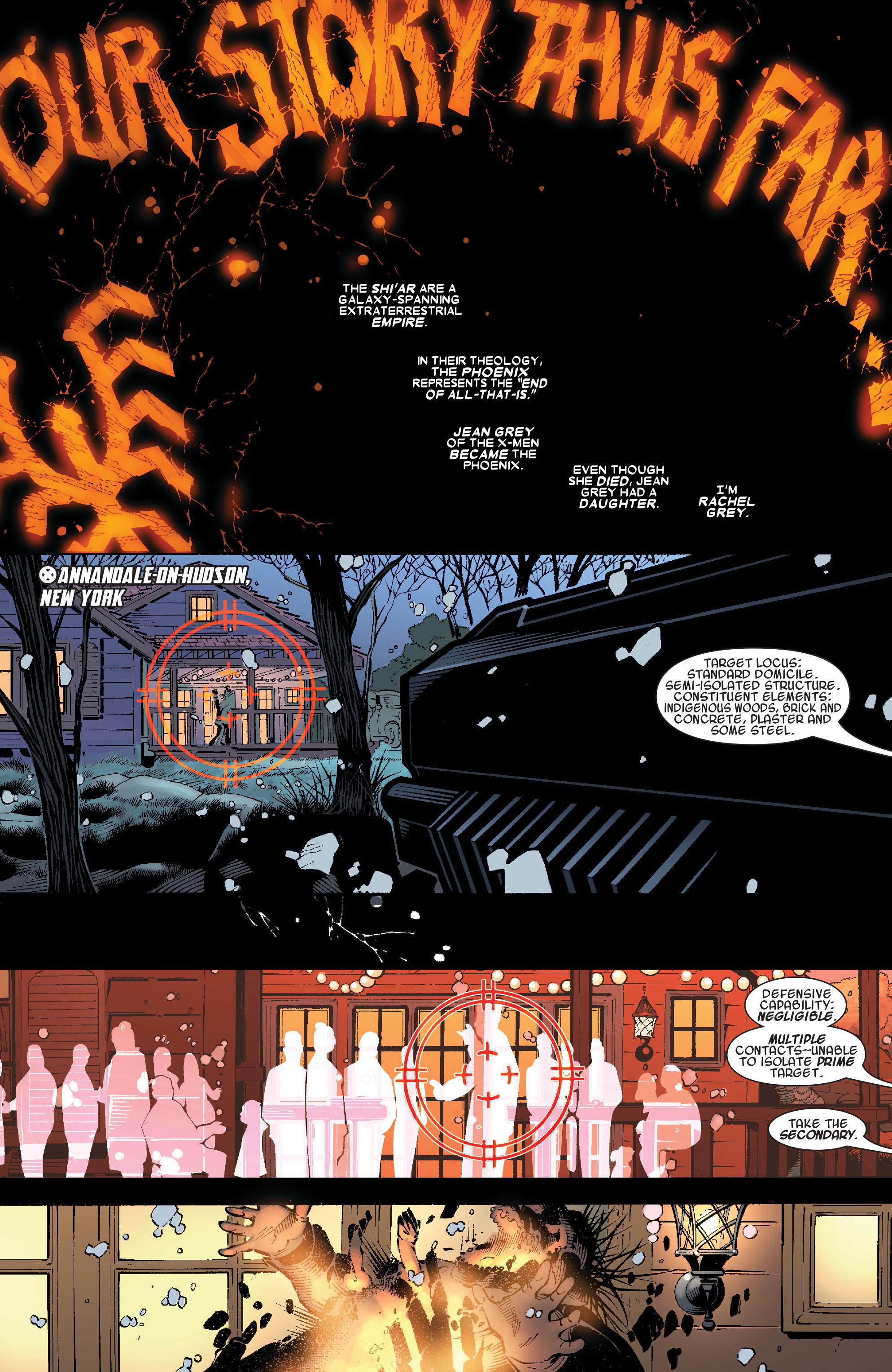 Read online Uncanny X-Men (1963) comic -  Issue #467 - 2