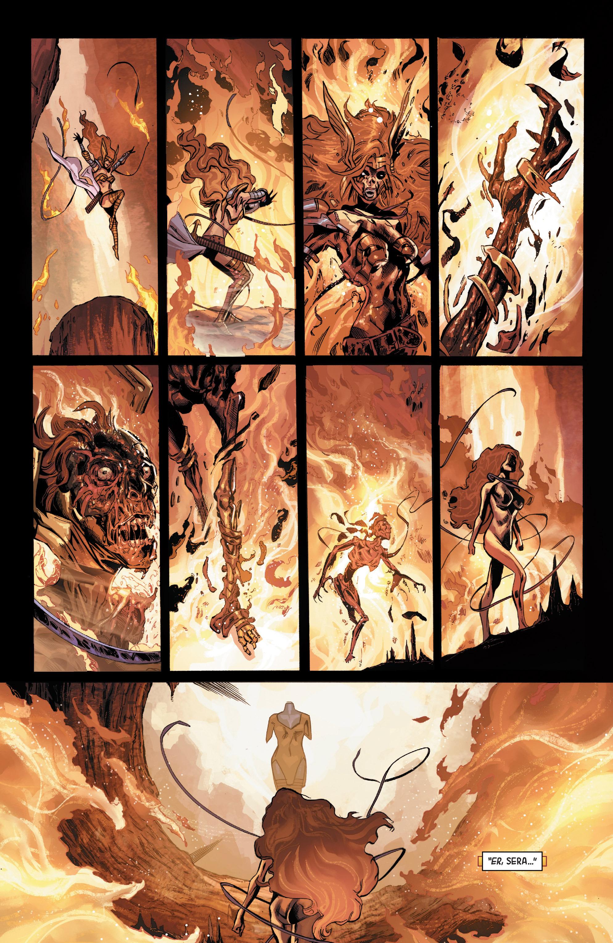 Read online Angela: Asgard's Assassin comic -  Issue #3 - 10