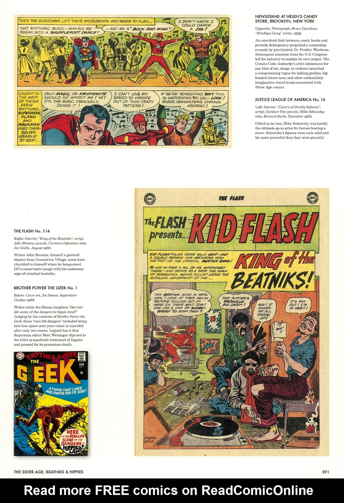 Read online 75 Years Of DC Comics comic -  Issue # TPB (Part 5) - 6