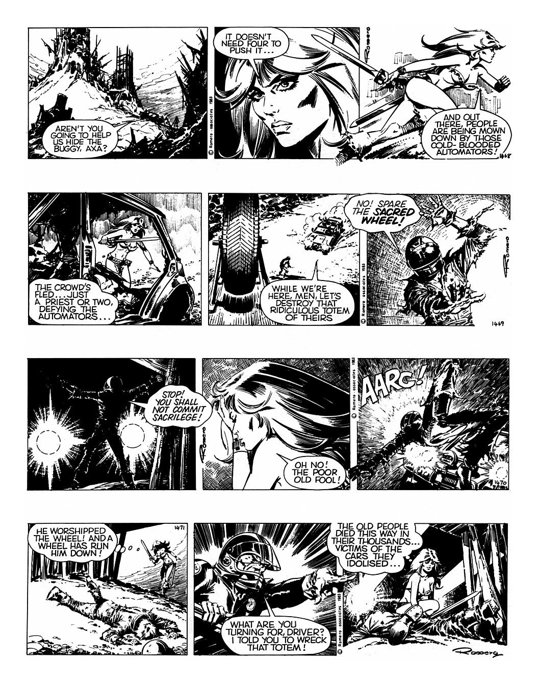 Axa issue 7 - Page 12