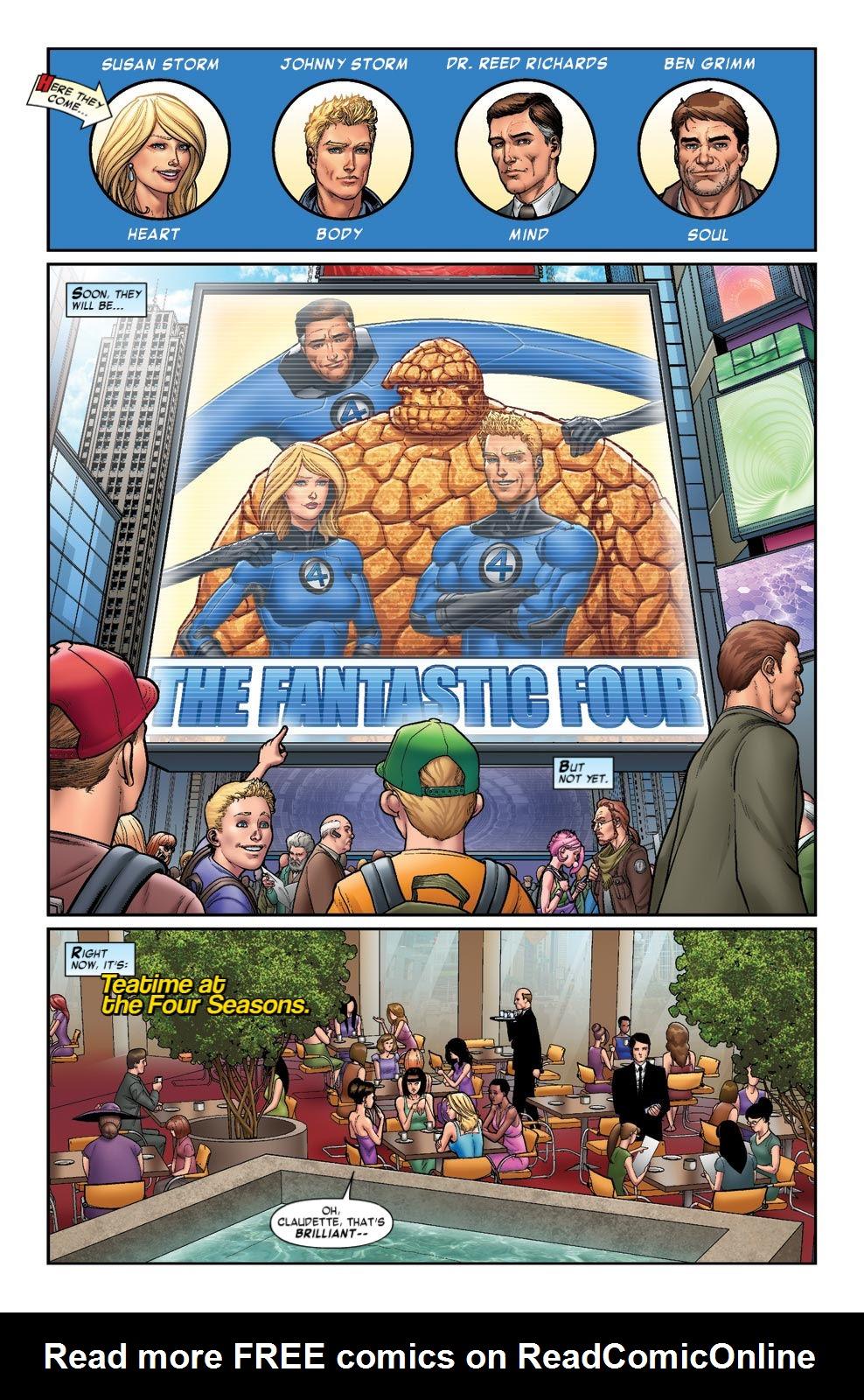 Read online Fantastic Four: Season One comic -  Issue # TPB - 4