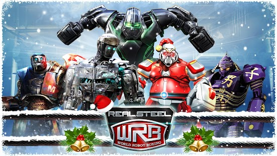 Real Steel World Robot Boxing  v29.29.800 Apk Mod 2017