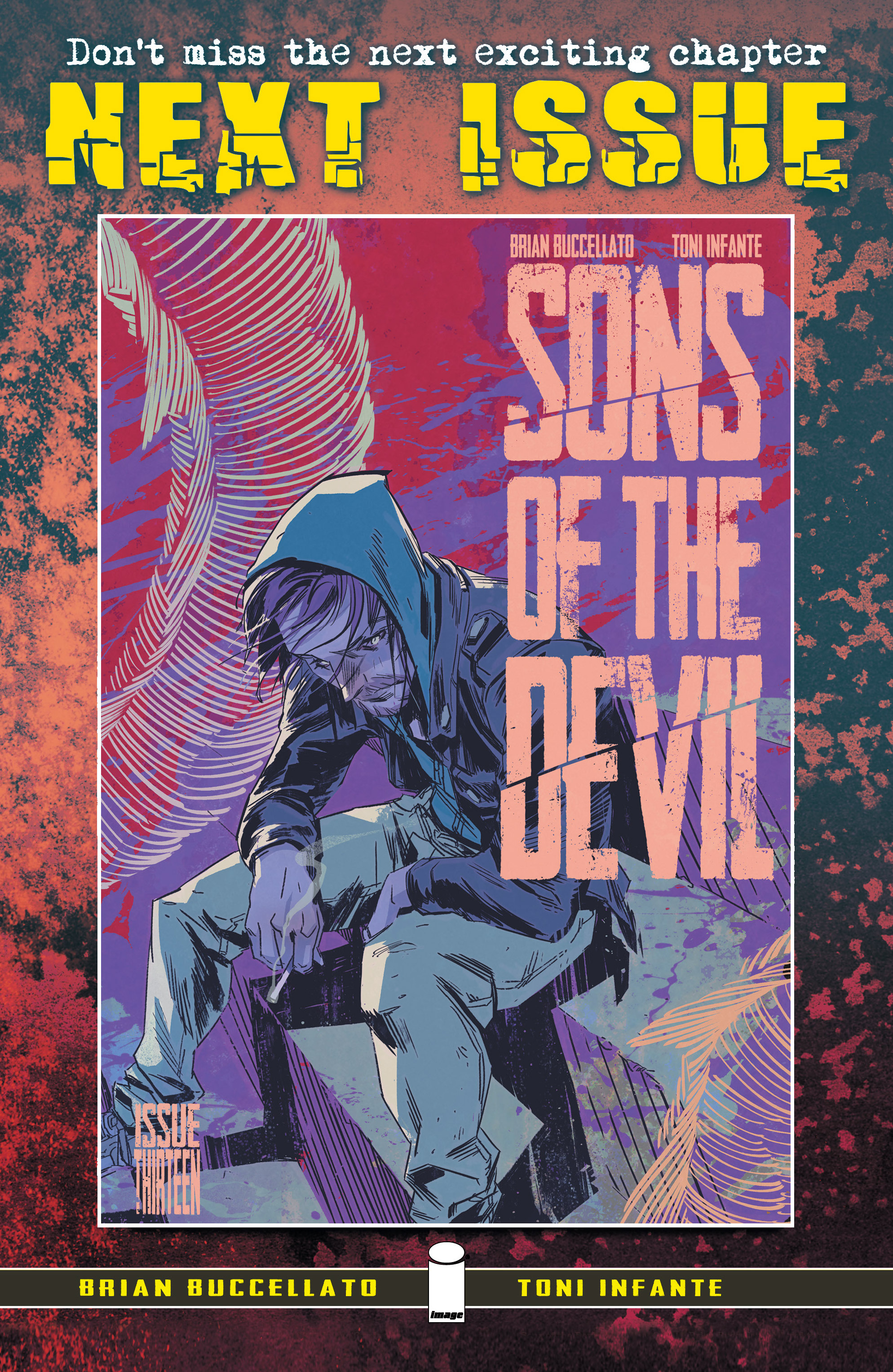 Read online Sons of the Devil comic -  Issue #12 - 24